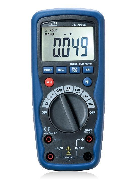 Мультиметр с опцией LCR-метра
