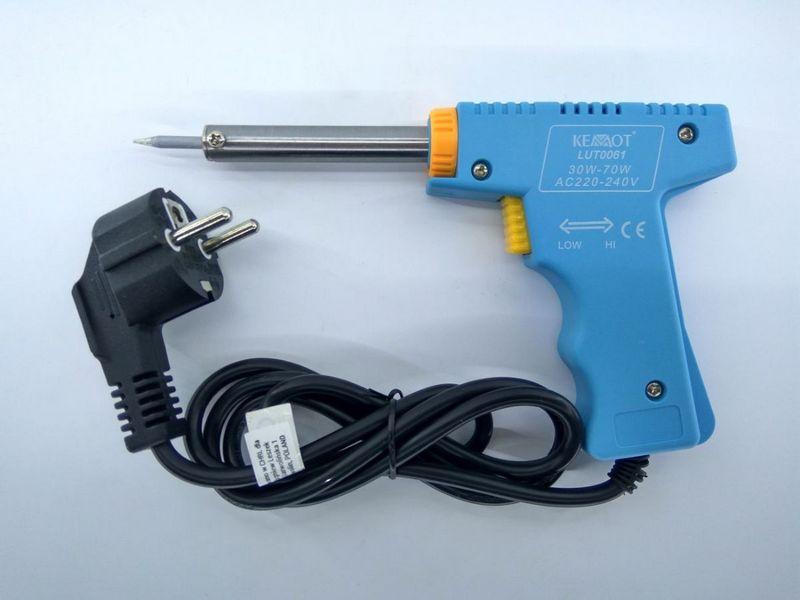 Инструмент пистолетного типа