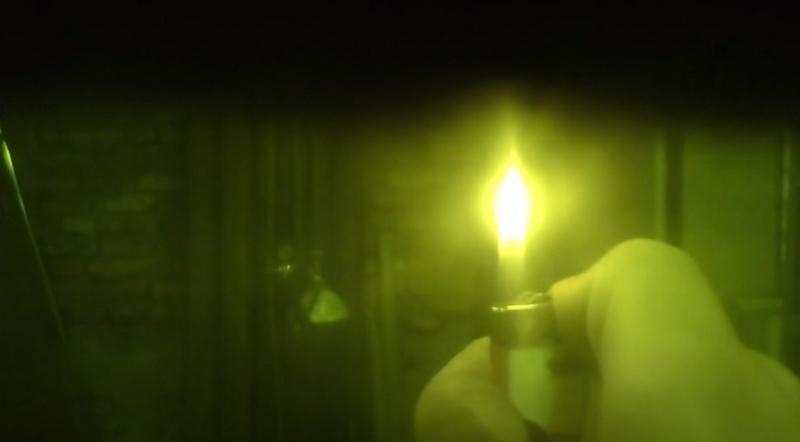 Проверка исправности светофильтра