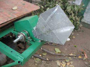 Агрегат в собранном виде