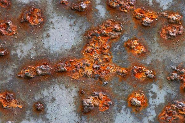 Причины ржавления стали