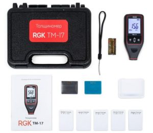 RGK TM-17