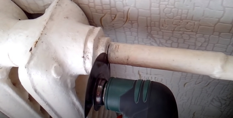 Резка труб