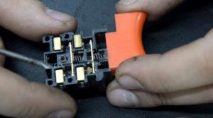 Как отремонтировать кнопку