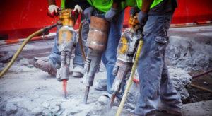 Подготовка поверхности к строительству