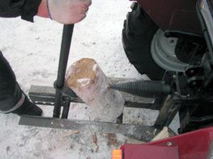 Агрегат с приводом от вала отбора мощности