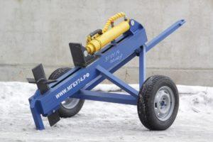 Гидравлический агрегат на колесах