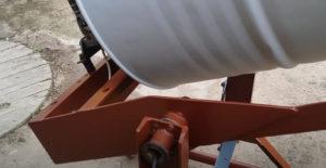 Как сделать бетономешалку своими руками сварить раму