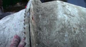 Как снять и заменить венец бетономешалки